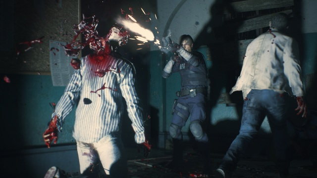 Resident Evil 2 screenshot 54