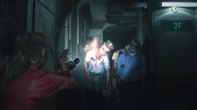 Resident Evil 2 screenshot 65