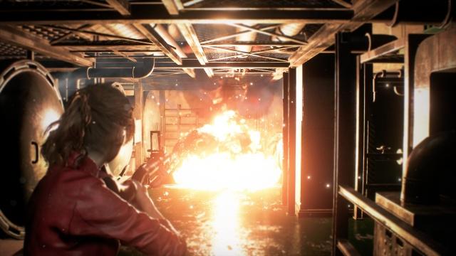Resident Evil 2 screenshot 81