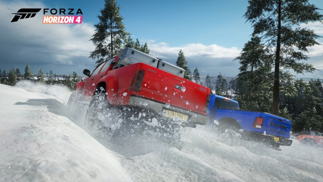 Forza Horizon 4 screenshot 11