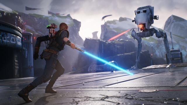 Star Wars Jedi: Fallen Order screenshot 2
