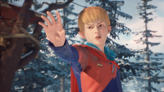 The Awesome Adventures of Captain Spirit screenshot 2