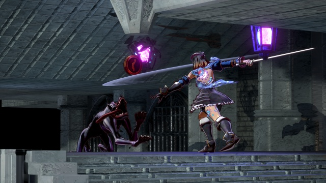 Bloodstained: Ritual of the Night screenshot 3