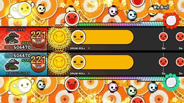 Taiko no Tatsujin: Drum 'n' Fun screenshot 3