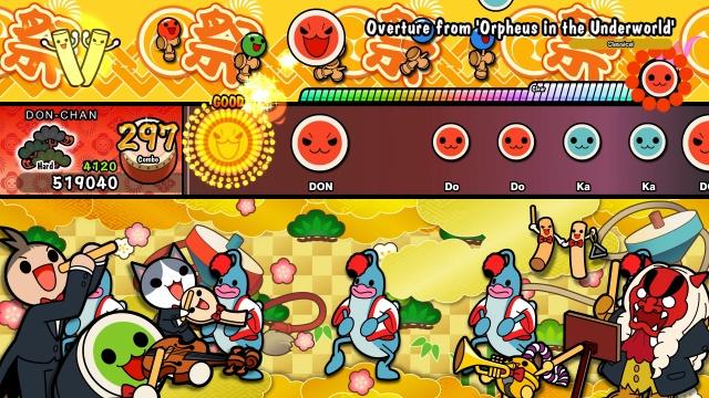 Taiko no Tatsujin: Drum 'n' Fun screenshot 4
