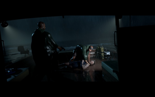 The Dark Pictures Anthology: Man of Medan screenshot 11