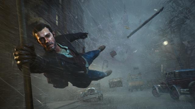 The Sinking City screenshot 1