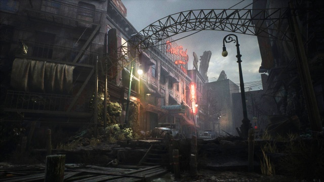 The Sinking City screenshot 5