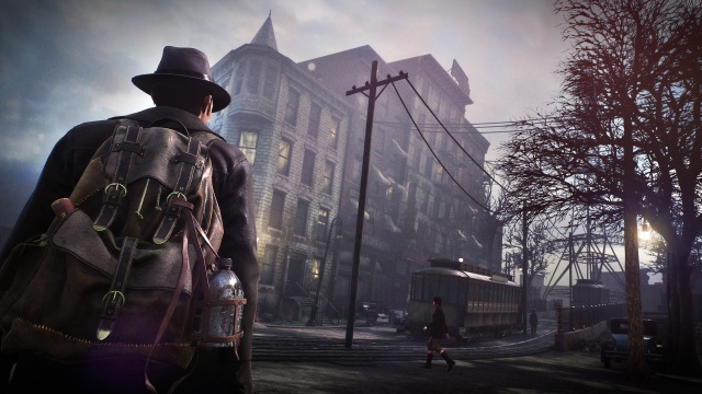 The Sinking City screenshot 9