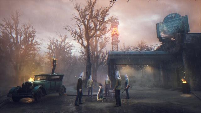 The Sinking City screenshot 11