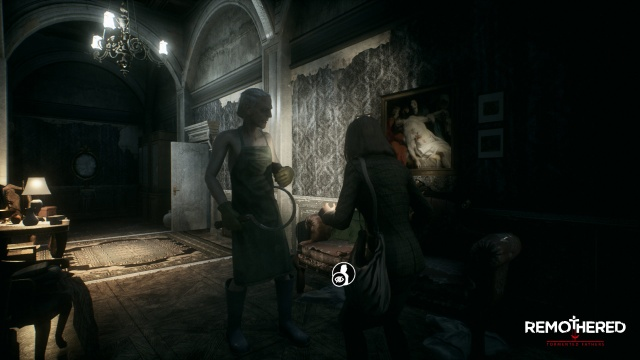 Remothered: Tormented Fathers screenshot 1