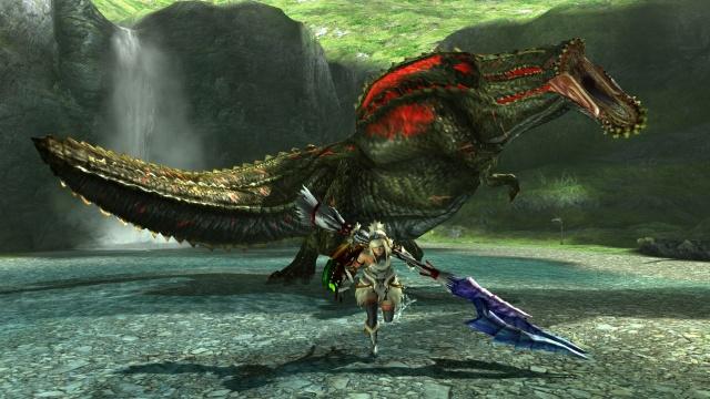 Monster Hunter Generations Ultimate screenshot 2
