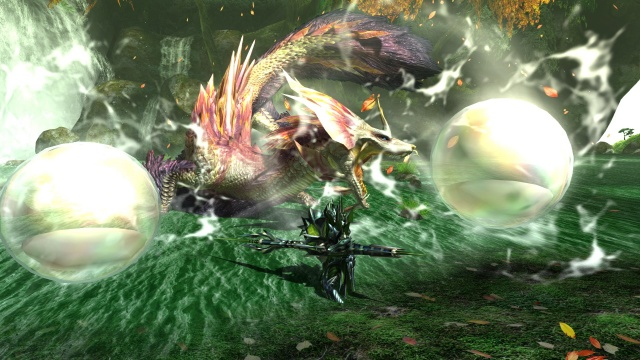 Monster Hunter Generations Ultimate screenshot 3