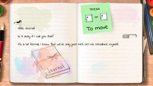 Izzy's journal