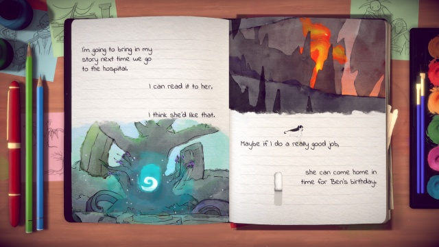 Lost Words: Beyond the Page screenshot 7