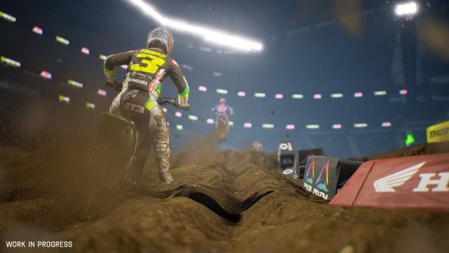 Monster Energy Supercross - The Official Videogame 2 screenshot 4