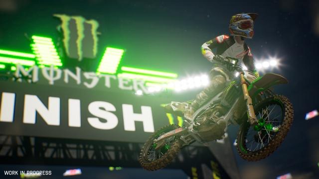 Monster Energy Supercross - The Official Videogame 2 screenshot 6