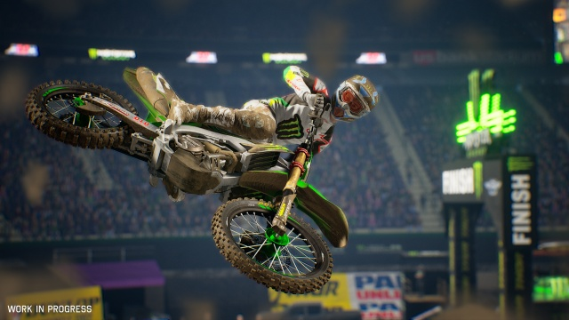 Monster Energy Supercross - The Official Videogame 2 screenshot 7