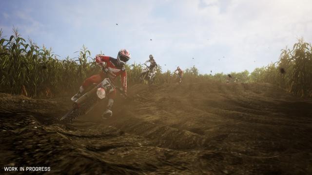 Monster Energy Supercross - The Official Videogame 2 screenshot 12