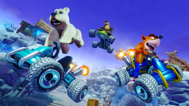 Crash Team Racing Nitro-Fueled screenshot 4