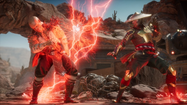 Mortal Kombat 11 screenshot 4