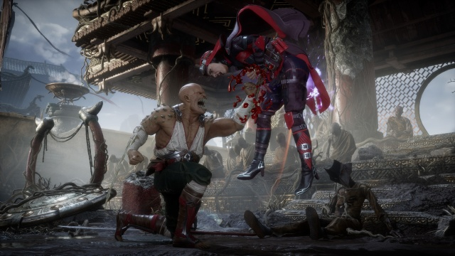 Mortal Kombat 11 Review - Xbox One - The Gamers' Temple