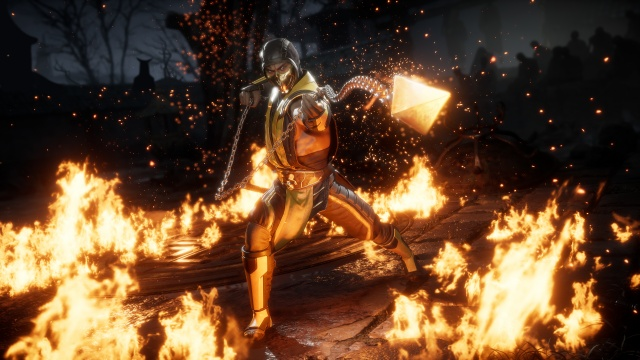 Mortal Kombat 11 screenshot 10