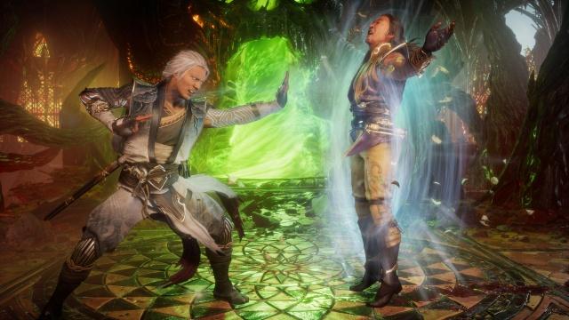 Mortal Kombat 11 screenshot 16