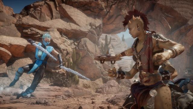 Mortal Kombat 11 screenshot 19