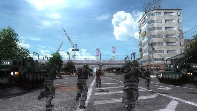 Earth Defense Force 5 screenshot 1