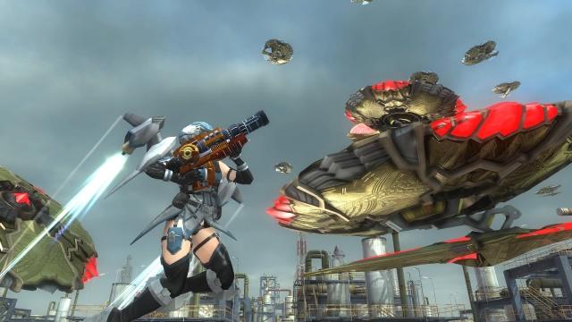 Earth Defense Force 5 screenshot 4