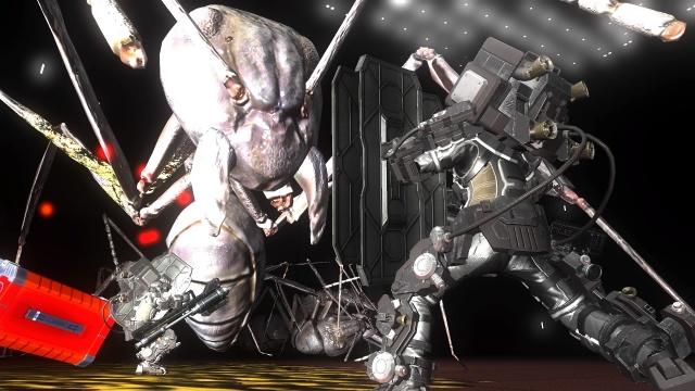 Earth Defense Force 5 screenshot 5