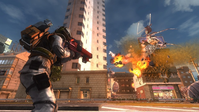 Earth Defense Force 5 screenshot 6