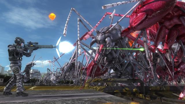 Earth Defense Force 5 screenshot 7