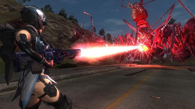 Earth Defense Force 5 screenshot 9