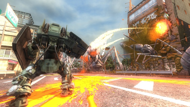 Earth Defense Force 5 screenshot 10