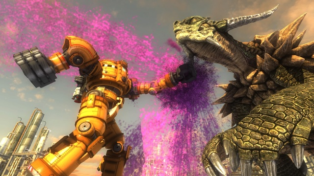 Earth Defense Force 5 screenshot 12