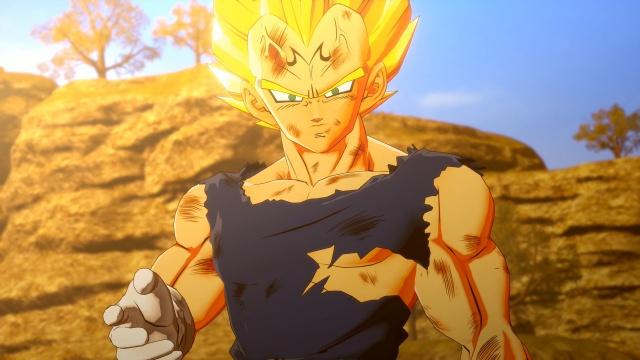 Dragon Ball Z: Kakarot screenshot 1