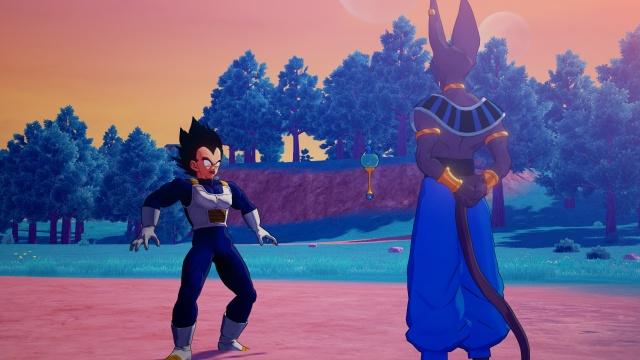 Dragon Ball Z: Kakarot screenshot 11