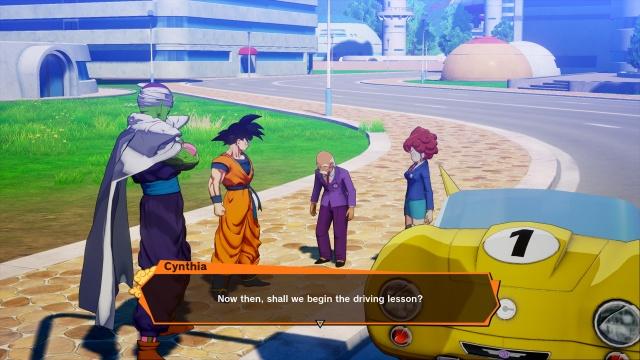Dragon Ball Z: Kakarot screenshot 37