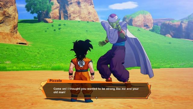 Dragon Ball Z: Kakarot screenshot 43