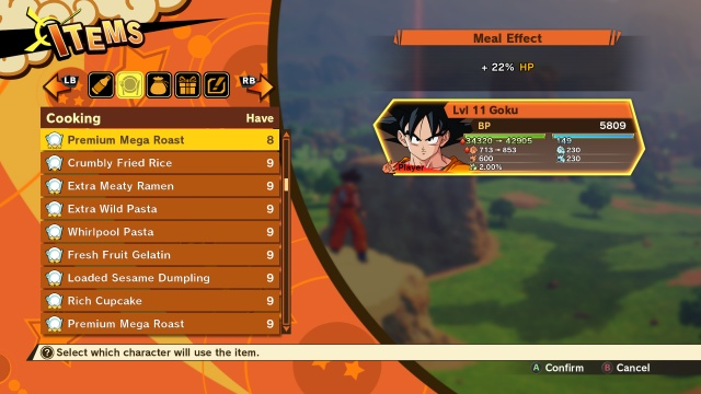 Dragon Ball Z: Kakarot screenshot 45