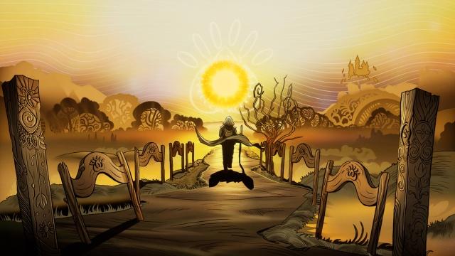 Operencia: The Stolen Sun screenshot