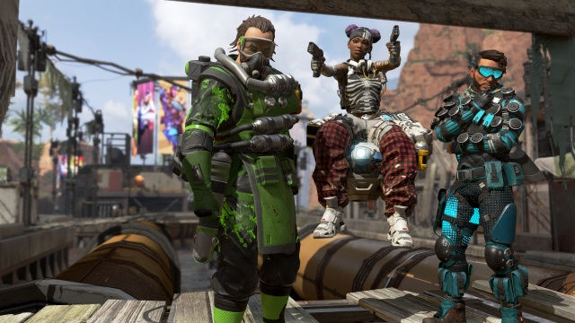 Apex Legends screenshot 1