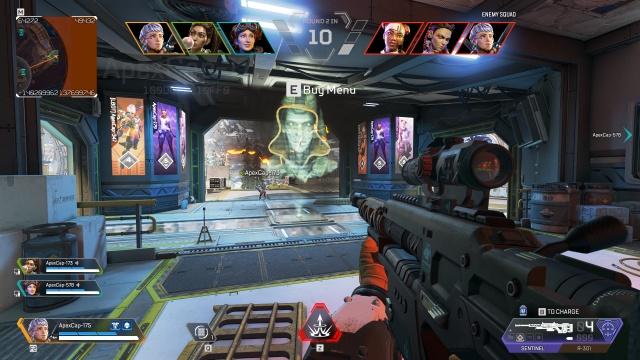 Arena Mode round start