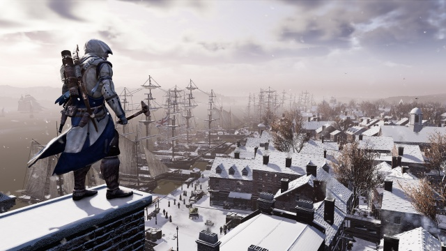 Assassin's Creed III Remastered screenshot 2