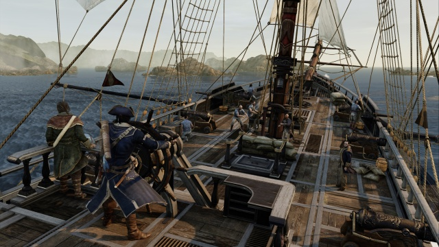 Assassin's Creed III Remastered screenshot 7