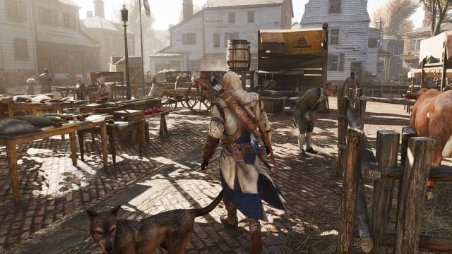 Assassin's Creed III Remastered screenshot 11