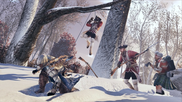 Assassin's Creed III Remastered screenshot 13