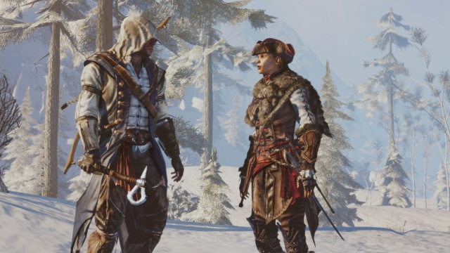 Assassin's Creed III Remastered screenshot 18